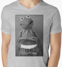 Kermit Clein Men's V-Neck T-Shirt