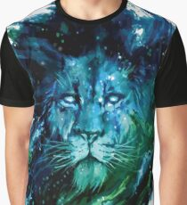 color image lion Graphic T-Shirt