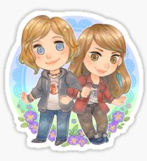 Life Is Strange Stickers Redbubble