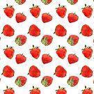 Strawberries by Mariana Musa