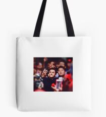 tom holland and fans Tote Bag