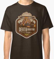 Camiseta clásica Parque Nacional Death Mountain