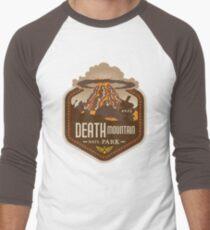 Death Mountain National Park Men's Baseball ¾ T-Shirt