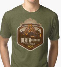 Death Mountain National Park Tri-blend T-Shirt