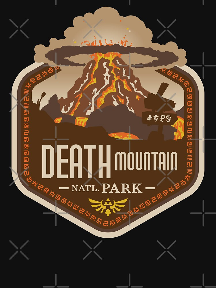 Death Mountain National Park by knightsofloam