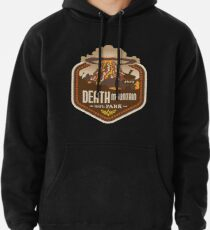 Death Mountain National Park Pullover Hoodie