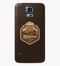Death Mountain National Park Case/Skin for Samsung Galaxy