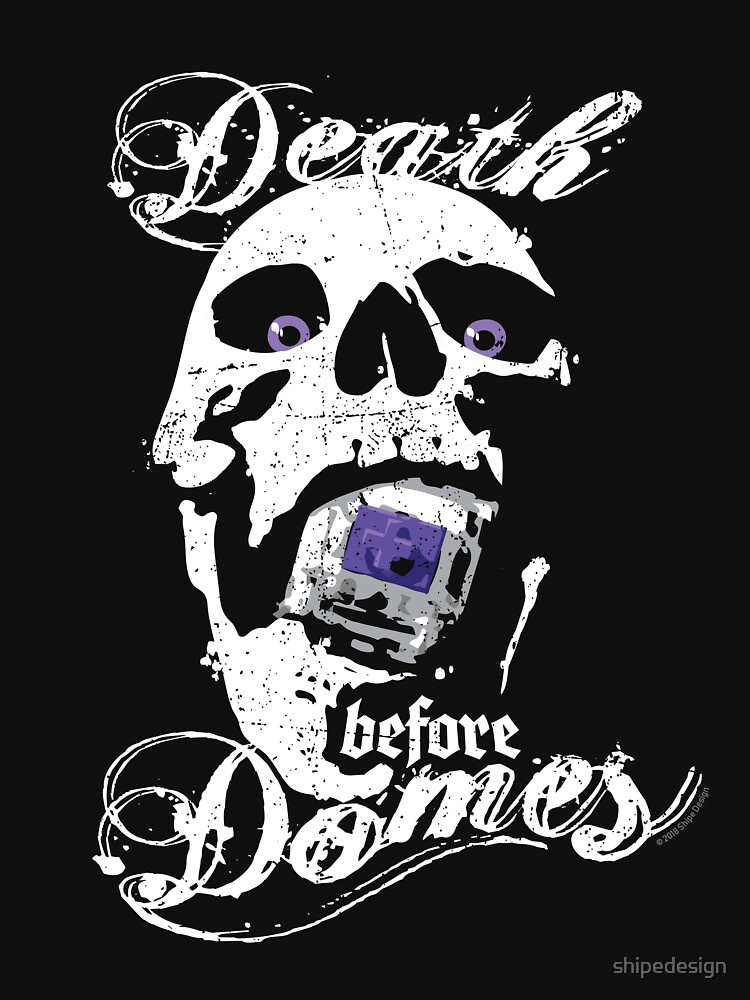 """""""Death before Domes"""" - Purple MX Zealot by shipedesign"""