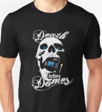"""Death before Domes"" - Blue MX Unisex T-Shirt"