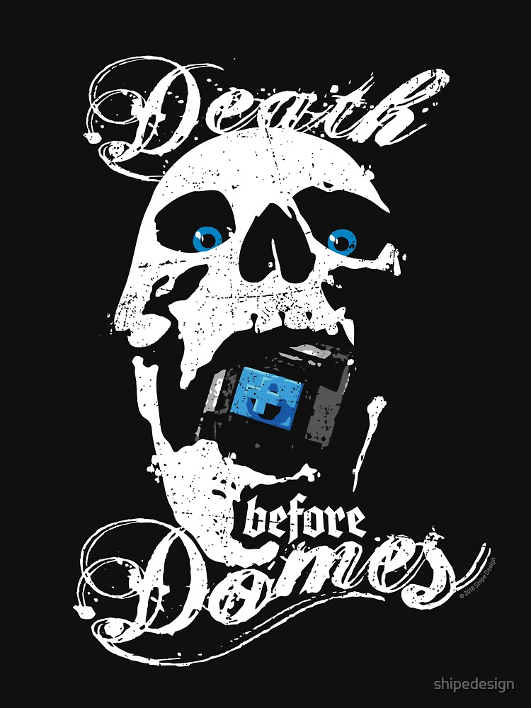 """Death before Domes"" - Blue MX by shipedesign"