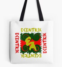 Fanned Flames Tote Bag