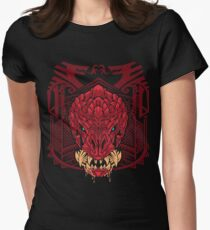 Odogaron MHW Women's Fitted T-Shirt