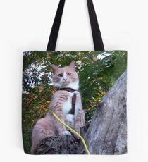 """""""The Proud Cat"""" Tote Bag"""