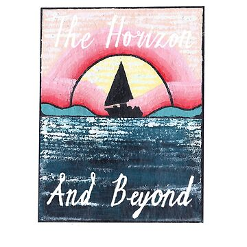 The Horizon & Beyond by caromazing