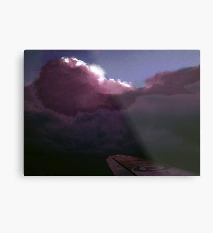 Arctic Thunderstorm Metal Print