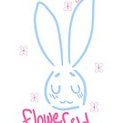 Flower Child Bunny Design by katdensetsu