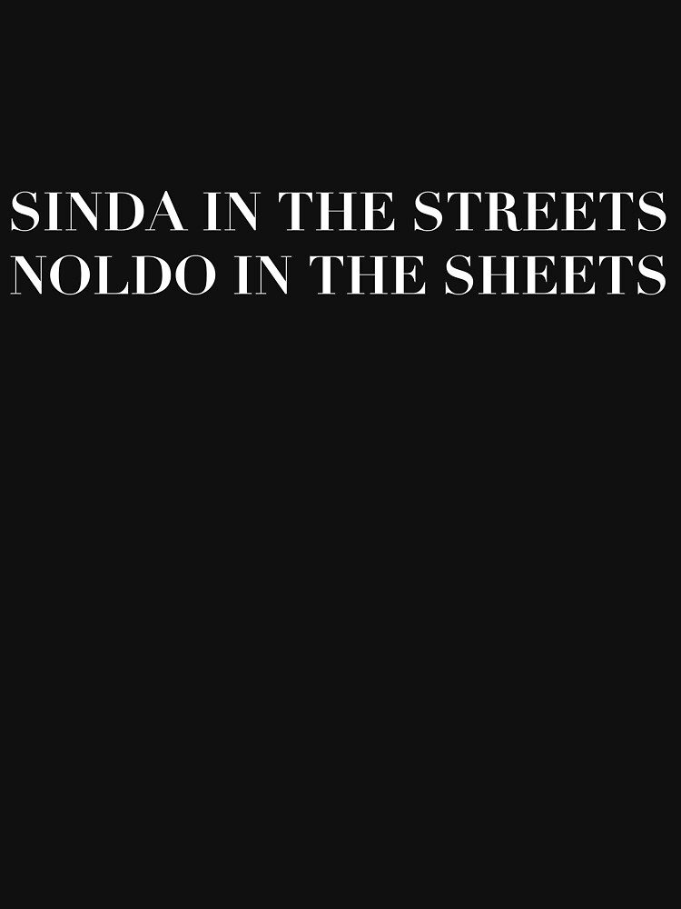 Sinda in the Streets by Silmarils