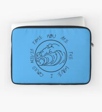 You are the wave... Laptop Sleeve