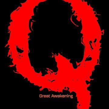 Qanon - Great Awakening - QResearch - Cryptograph