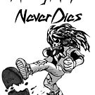 Heavy Metal Never Dies by Nathan McWilliams