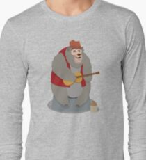 Big Al, The Country Bear Long Sleeve T-Shirt
