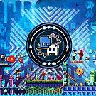 Creative Artista's Pixel Mania  by Derrick Aviles