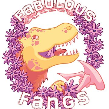 Fabulous Fangs by musebait