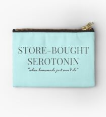 Store-Bought Serotonin Studio Pouch