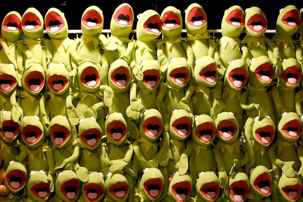 A Chorus of Kermit by John Robb