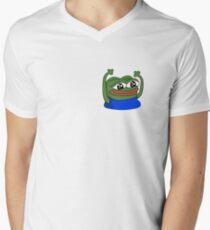 HYPERS Twitch Emote Men's V-Neck T-Shirt