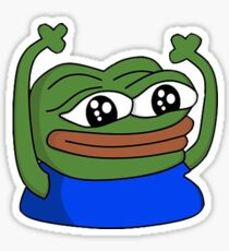HYPERS Twitch Emote Sticker