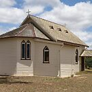 St Paul's Anglican Church, Gooloogong, NSW by Jan Richardson