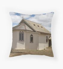 St Paul's Anglican Church, Gooloogong, NSW Throw Pillow