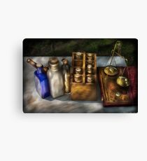 Field Medicine Canvas Print