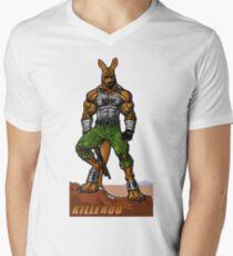 Killeroo by Dan Gibbs Men's V-Neck T-Shirt