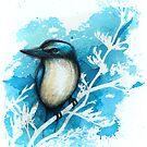 Kingfisher by Kaitlin Beckett