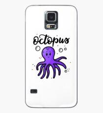 Octopus Case/Skin for Samsung Galaxy