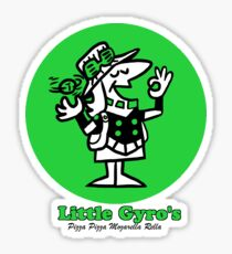 Little Gyro's Pizza Mozarella Sticker