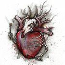 Deer Heart Beater by Kaitlin Beckett