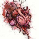 Three Hearts by Kaitlin Beckett