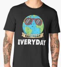 Earth Day Every Day Men's Premium T-Shirt