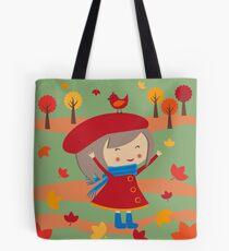 Happy Meitlis - Herbstzauber Tote Bag