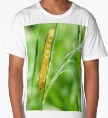 Magic Grass - Caterpillar - Macro Long T-Shirt