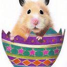 Easter Surprise by Karen  Hull