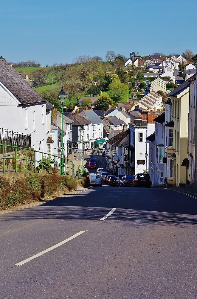 Modbury, Devon by lezvee