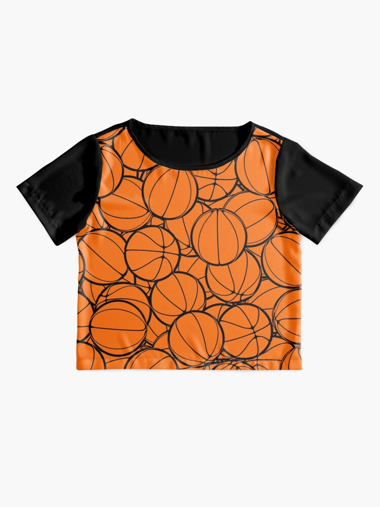 Alternate view of Hoop Dreams II Chiffon Top