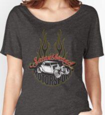 SatansBrand Motorsport Women's Relaxed Fit T-Shirt