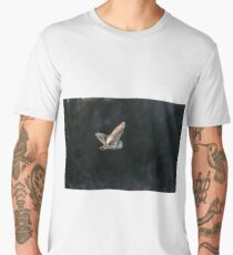 Hunting on the wing  Men's Premium T-Shirt
