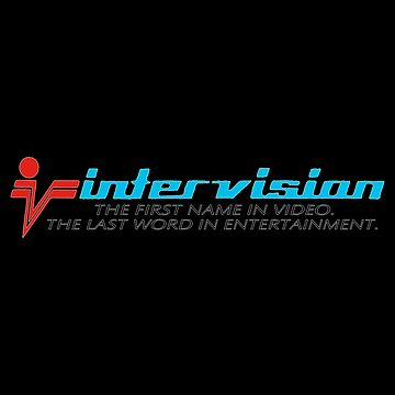 INTERVISION Video VHS logo by LaTerruer