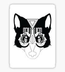 BEAR. Sticker